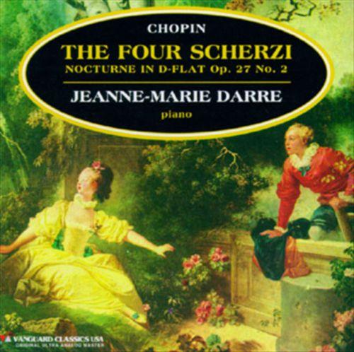 Chopin: The Four Scherzi