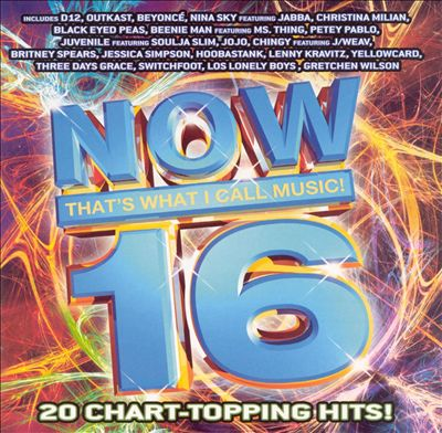 Now That's What I Call Music! 16