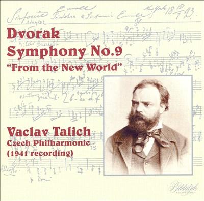 Vaclav Talich conducts Dvorák