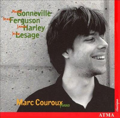 Marc Couroux plays Gonneville, Ferguson, Harley & Lesage