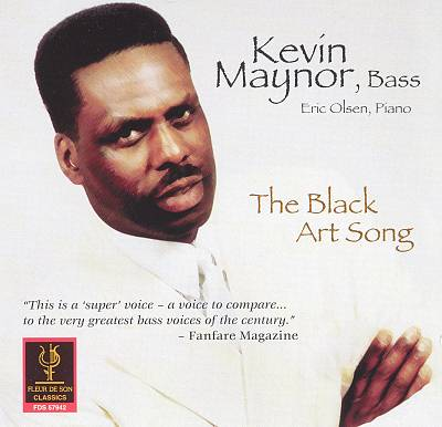 The Black Art Song