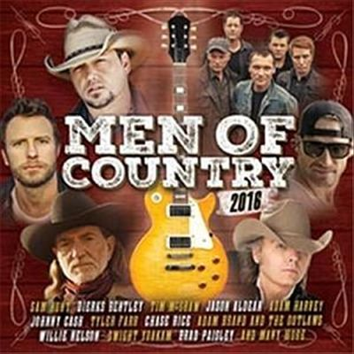 Men of Country 2016