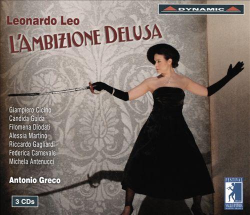 Leonardo Leo: L'Ambizione Delusa