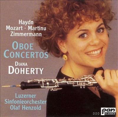 Oboe Concertos: Diana Doherty
