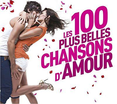 Les 100 Plus Belles Chansons D'Amour 2012