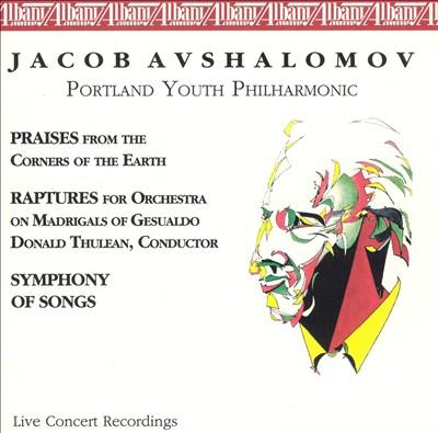 Jacob Avshalomov: Symphony of Songs, etc.