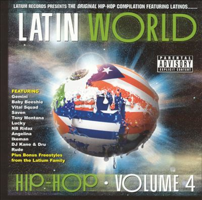 Latin World Hip-Hop Vol. 4