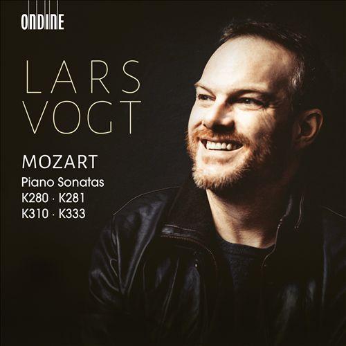 Mozart: Piano Sonatas K280, K281, K310, K333