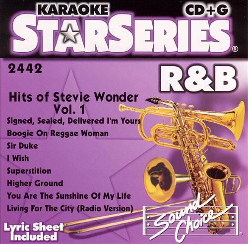 Hits of Stevie Wonder, Vol. 1