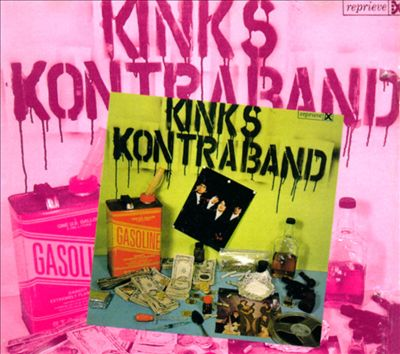 Kinks Kontraband