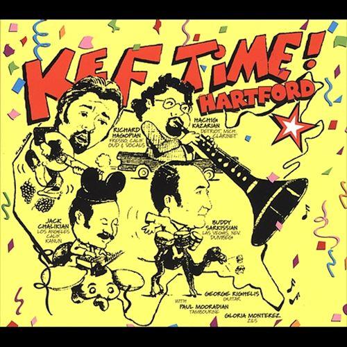 Kef Time Hartford