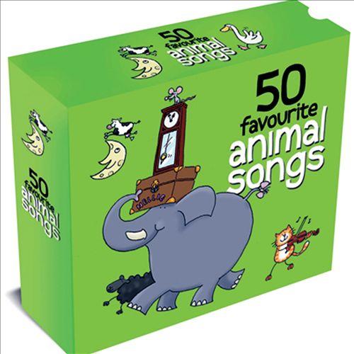 50 Favourite Animal Songs