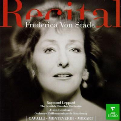 Recital: Frederica von Stade