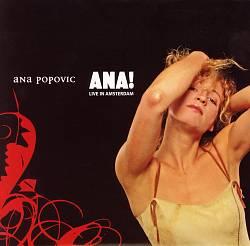 Ana! Live in Amsterdam