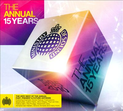 Ministry of Sound: The Annual 15 Years