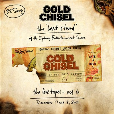 Live Tapes, Vol. 4: Last Stand of the Sydney Entertainment Centredecember 17 & 18 2015
