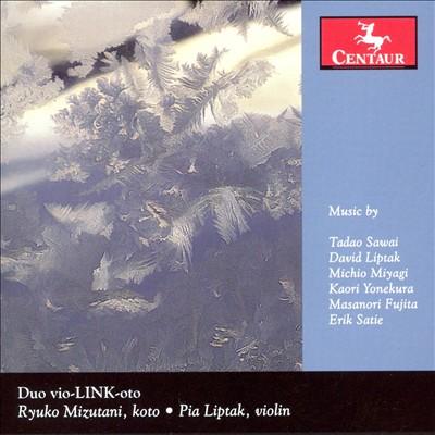 Music by Sawai, Liptak, Miyagi, Yonekura, Fujita, Satie