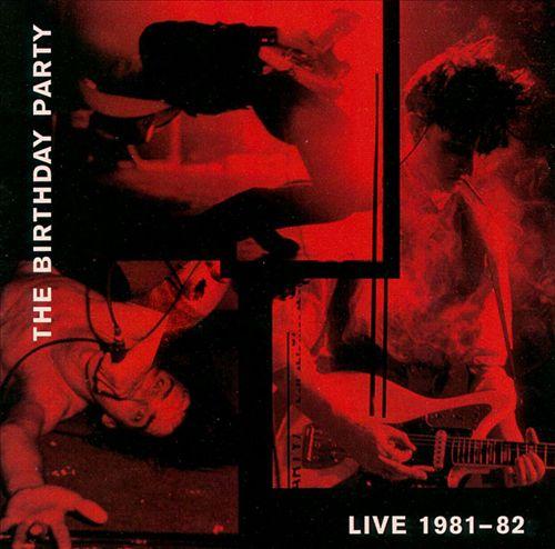 Live 1981-82