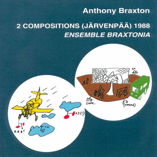 2 Compositions (Jarvenpaa) 1988, Ensemble Braxtonia