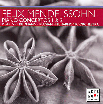 F. Mendelssohn-Bartholdy: Piano Concertos Nos. 1 & 2 & others