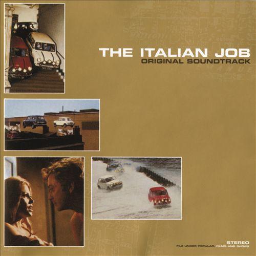 The Italian Job [Original Soundtrack]