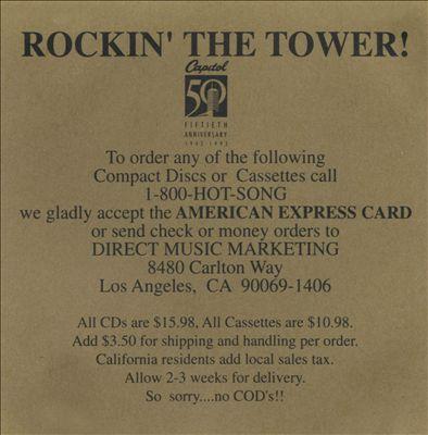 Rockin' the Tower!