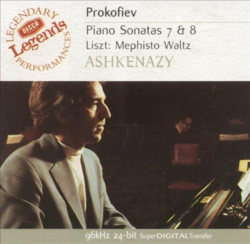Prokofiev: Piano Sonatas Nos. 7 & 8; Liszt: Mephisto Waltz