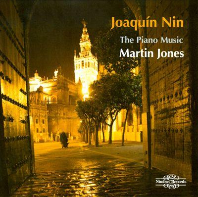 Joaquín Nin: Piano Music