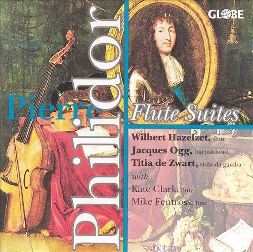 Philidor: Flute Suites