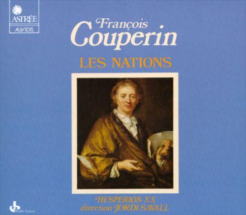Francois Couperin: Les Nations