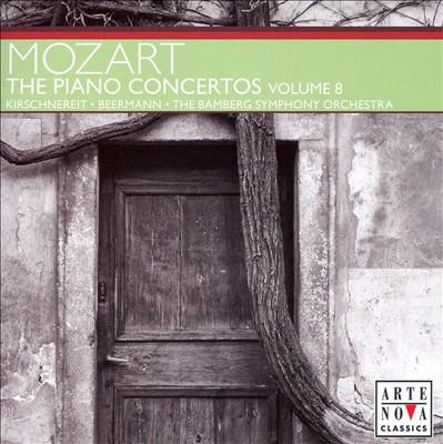 Mozart: The Piano Concertos, Vol. 8