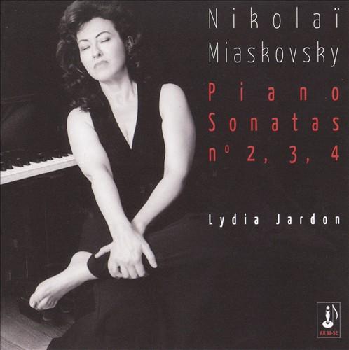 Nikolaï Miaskovsky: Piano Sonatas Nos. 2, 3 & 4