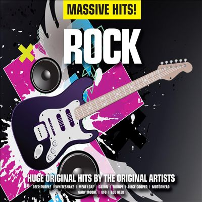 Massive Hits!: Rock