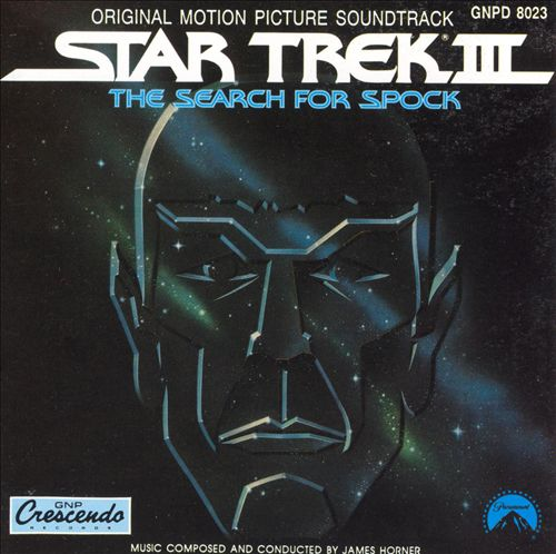 Star Trek III: The Search for Spock [Original Soundtrack]