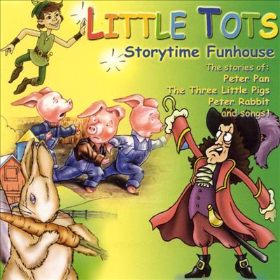 Storytime Funhouse Little Tots