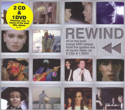 Rewind: The Best In Music & Video [Bonus DVD]