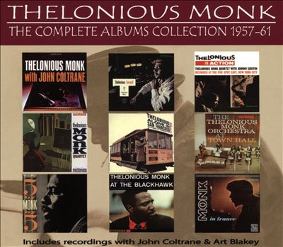 The Complete Albums Collection: 1957-1961