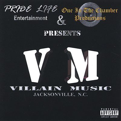 Oitc Productions & Pridelife Entertainment Presents Villain Music