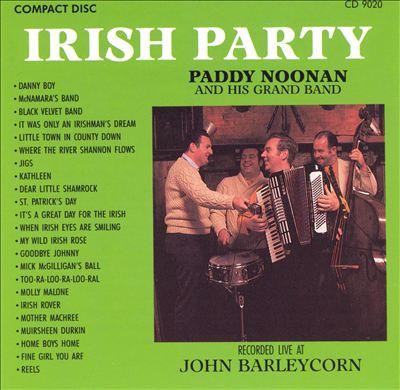 Irish Party [Peter Pan]