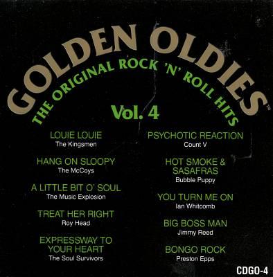 Golden Oldies, Vol. 4 [Original Sound 1989]