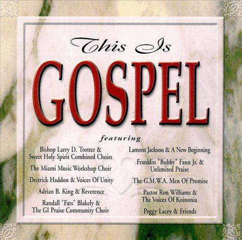This Is Gospel [Tyscott]
