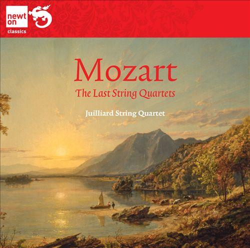 Mozart: The Late String Quartets