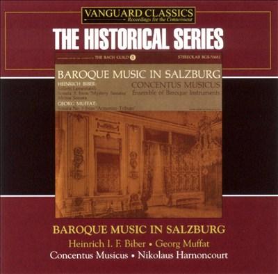 Baroque Music in Salzburg