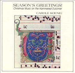 Season's Greetings! Christmas Music on the Hammered Dulcimer