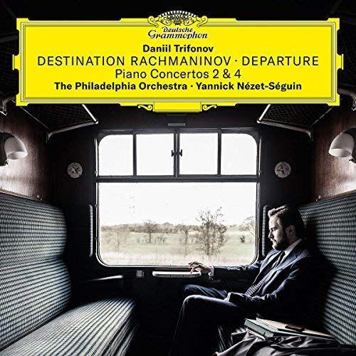 Destination Rachmaninov: Departure – Piano Concertos 2 & 4