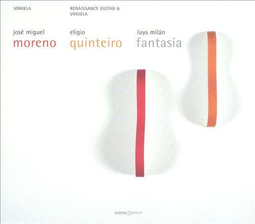 Fantasía: Music by Luys Milán