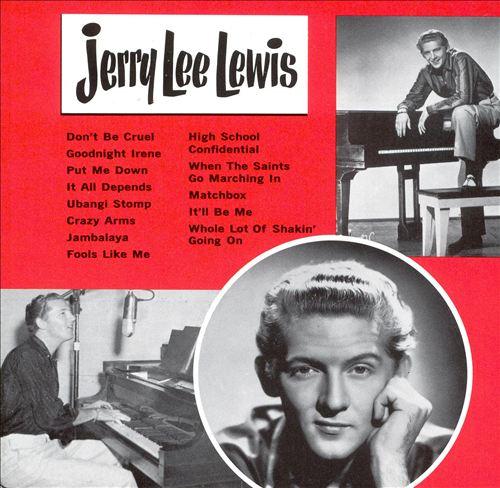 Jerry Lee Lewis [1957]