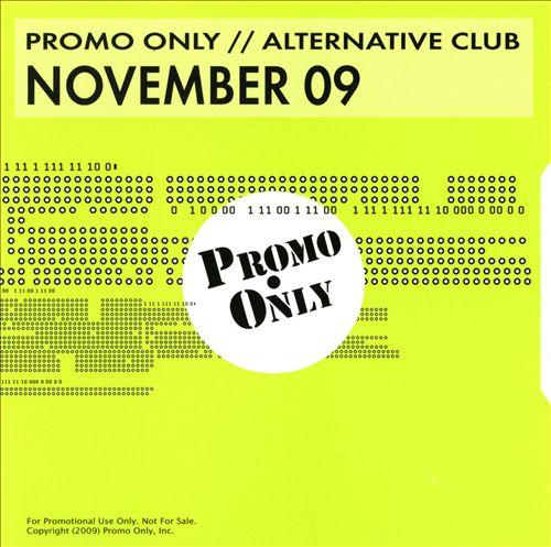 Promo Only: Alternative Club (November 2009)