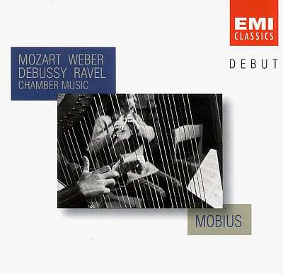 Mozart, Weber, Debussy, Ravel: Chamber Music