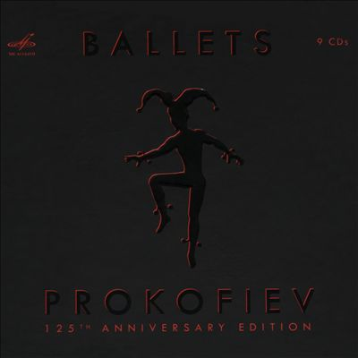 Prokofiev Ballets: 125th Anniversary Edition